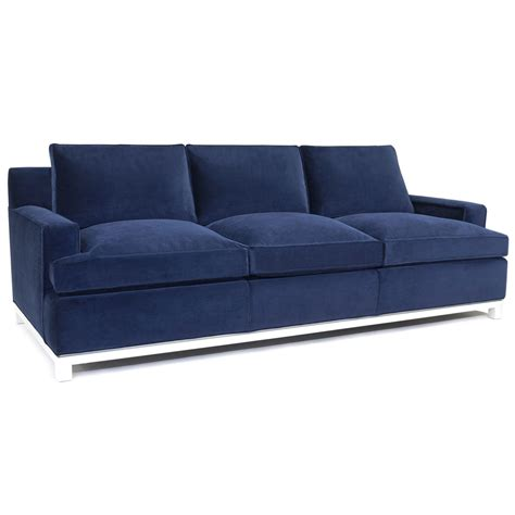 Navy Sleeper Sofa Tandom Sleeper Sofa Reviews Cb2 Thesofa
