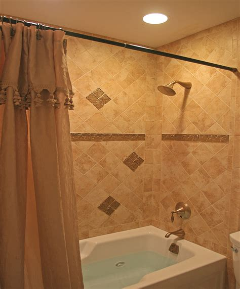 Tile Bathroom Shower Pictures Bathroom Kamar Mandi Minimalis
