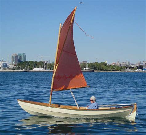 clc boats sails christine demerchant clc skerry sailing