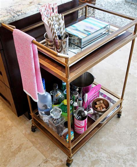 home goods bar cart lightandwiregallery