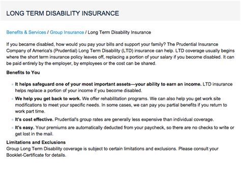 Appeal Letter For Non Covered Services Top 76 Reviews And Complaints About Prudential Disability Insurance