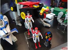 Toy Fair 2012: Mattel's Voltron - POWET.TV: Games, Comics ... New Voltron Force Toys