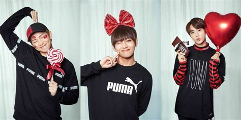 valentines day in korea bts melts hearts with their adorableness in s