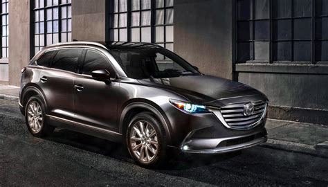 2018 mazda cx 9 gets upgrades and starts at 32 130 the