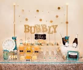 Kitchen Decor Ideas Themes bubbly bar b lovely events