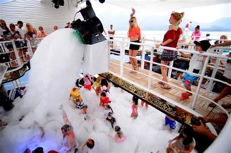 party boat antalya antalya boat party all inclusive sealviptravel