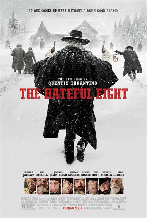 film quentin tarantino hateful eight the hateful eight poster filmofilia