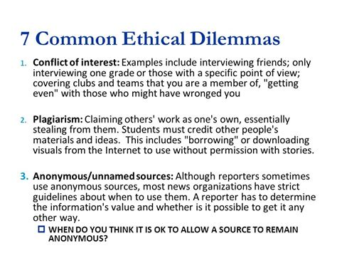 the ethical adman advertising in the pubic interest 7 common ethical dilemmas ppt video online download