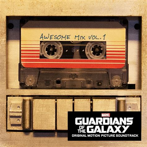 Mix Vol 1 guardians of the galaxy awesome mix vol 1 marvel