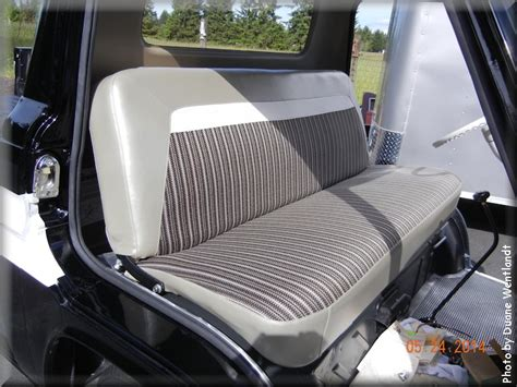 corvair seat upholstery seat cover rside