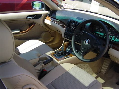 picture of 2000 bmw 3 series 328i interior