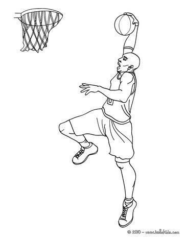 kobe bryant coloring pages hellokids com