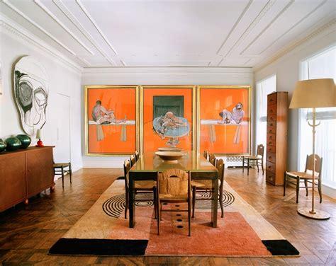 jacques grange terry de gunzburg manhattan apartment by jacques grange