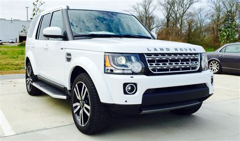white land rover lr4 2017 2015 land rover lr4 redesign autos post
