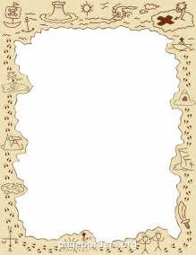 pirate border clip art page border and vector graphics