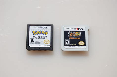 nintendo info nintendo 3ds cartridge