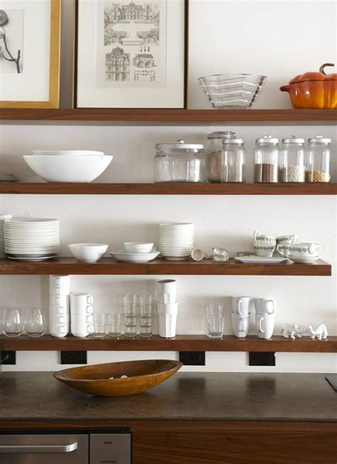 Olive Shelf After Opening by Chic Stylish Kitchen Spaces Designshuffle