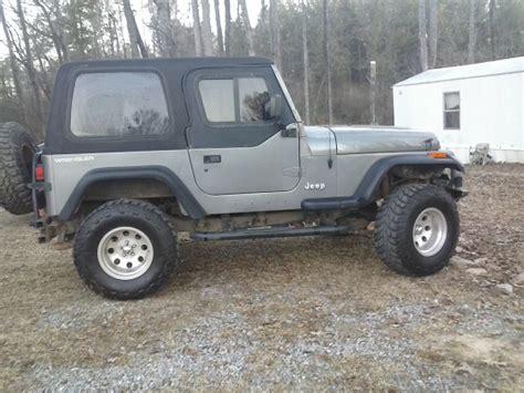Used Jeeps Alabama 1994 Jeep Wrangler