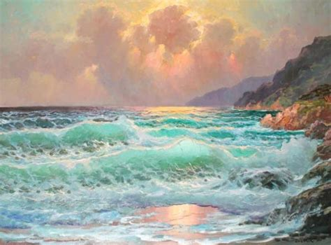 alexander dzigurski paintings nanopics pictures seascape paintings