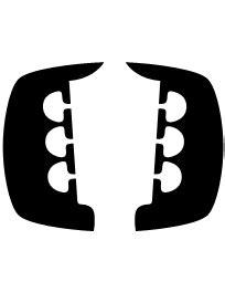 Teflon Gangnam signmax us vector logo oppan gangnam style
