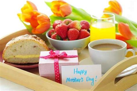 mother s day breakfast in bed the top 5 last minute mother s day gifts for 2013