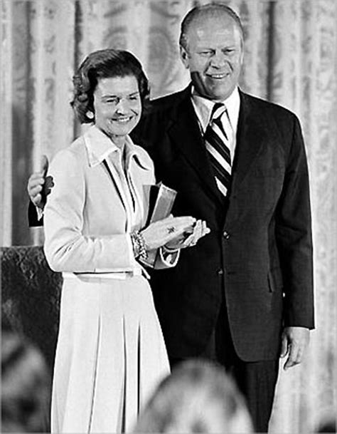 gerald ford and betty all things gerald ford