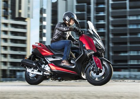 Yamaha X Max 2018 yamaha x max 125 scooter released in europe