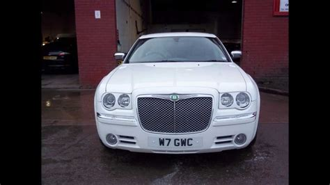 bentley chrysler 300 conversion redline cardiff chrysler 300 bentley look alike