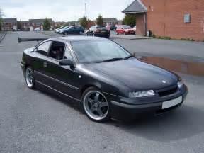 Vauxhall Opal Vauxhall Calibra Motoburg