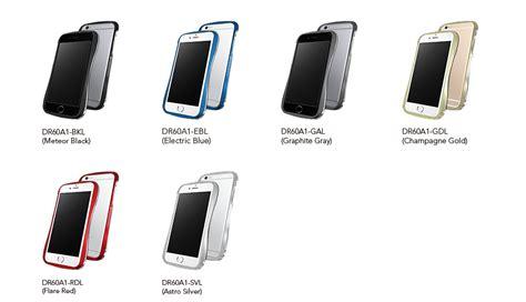 Iphone 6 Ducati Silver Line Draco Design Black Gadgetgum draco 6 aluminum bumper for iphone 6 6s electric blue