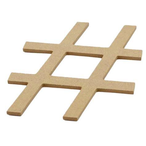 decorative symbols 7 25 quot decorative wood symbol ab2073 craftoutlet