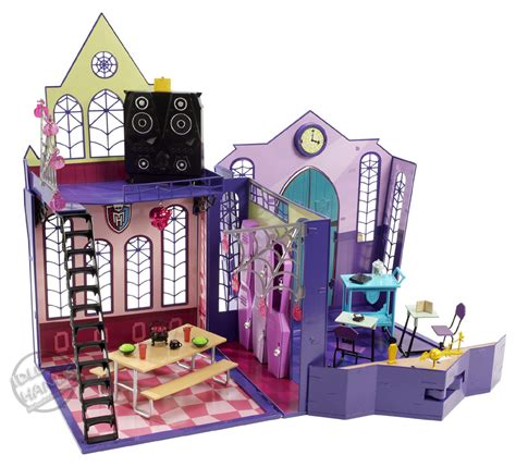 toys r us monster high doll house idle hands toy fair 2012 mattel monster high