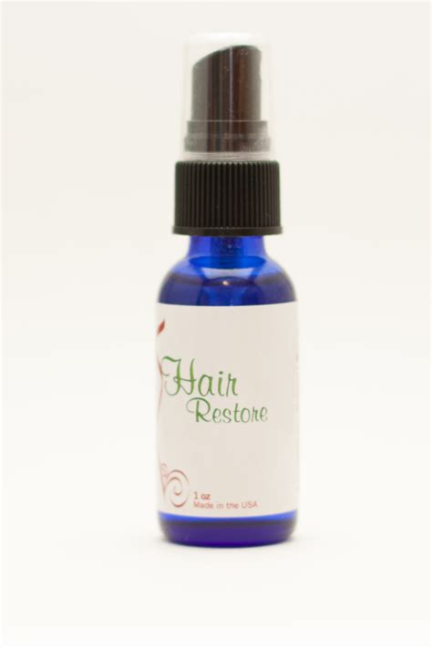 Sho Natur Hair Tonic hair restore tonic aromatherapy natures way llc
