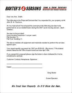 Property Maintenance Agreement by Free Printable Lawn Service Contract Form Generic Sle Printable Forms For Attorney