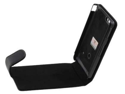 Flip Cover Sony Xperia Go St27i Ready Black sony xperia go st27i genuine leather flip black