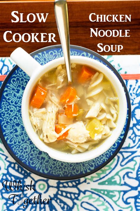 noodle soup recipes techniques obsession books cooker chicken noodle soup