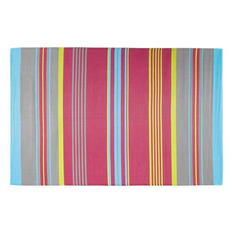 Tappeti In Polipropilene by Tappeto Multicolore Da Esterno In Polipropilene 180 X 270