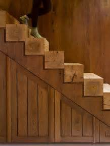 Wood Stair by Timber Loft In London Stove Awesome And Cabin