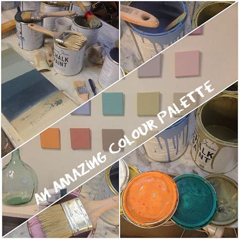 chalk paint classes eclectic trends barcelona diaries chalk paint classes