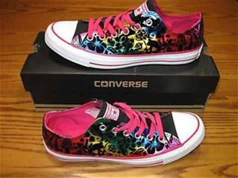 Converse Black Rainbow Ox new converse womens chuck rainbow skull ox sneakers shoes 545002f
