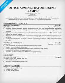 office administrator free resume work pinterest resume free resume and administrative best administrative assistant resume exle livecareer