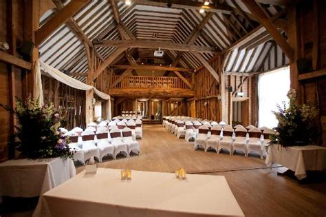 The Great Tythe Barn Wedding Reviews The Food In The Restaurant Is Stunning Picture Of Tewin