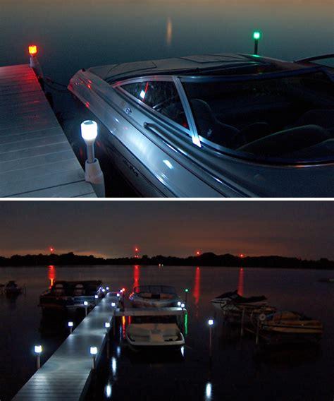 solar lights for dock posts 2 pack solar dock lites for post mounting