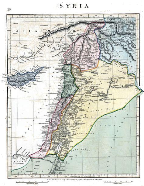 ottoman syria years in ottoman syria