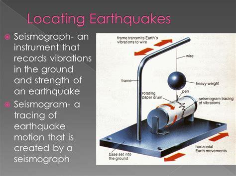 earthquake measurement earthquake measurement ppt video online download