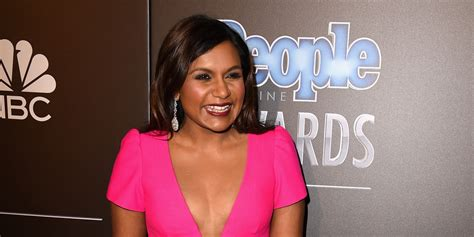 mindy kaling email address mindy kaling turns up the heat at the people magazine awards