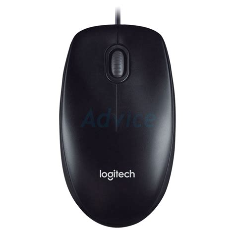 Mouse Logitech M100r mouse usb optical mouse logitech m100r black