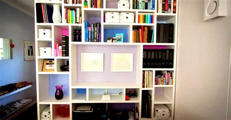 interesting bookshelves are so easy to make when you do