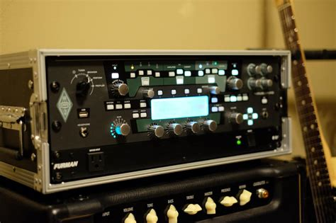 Kemper Rack by Kemper Power Rack W And Power Conditioner Reverb