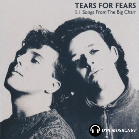 Songs From The Big Chair by Surround Tears For Fears Songs From The Big